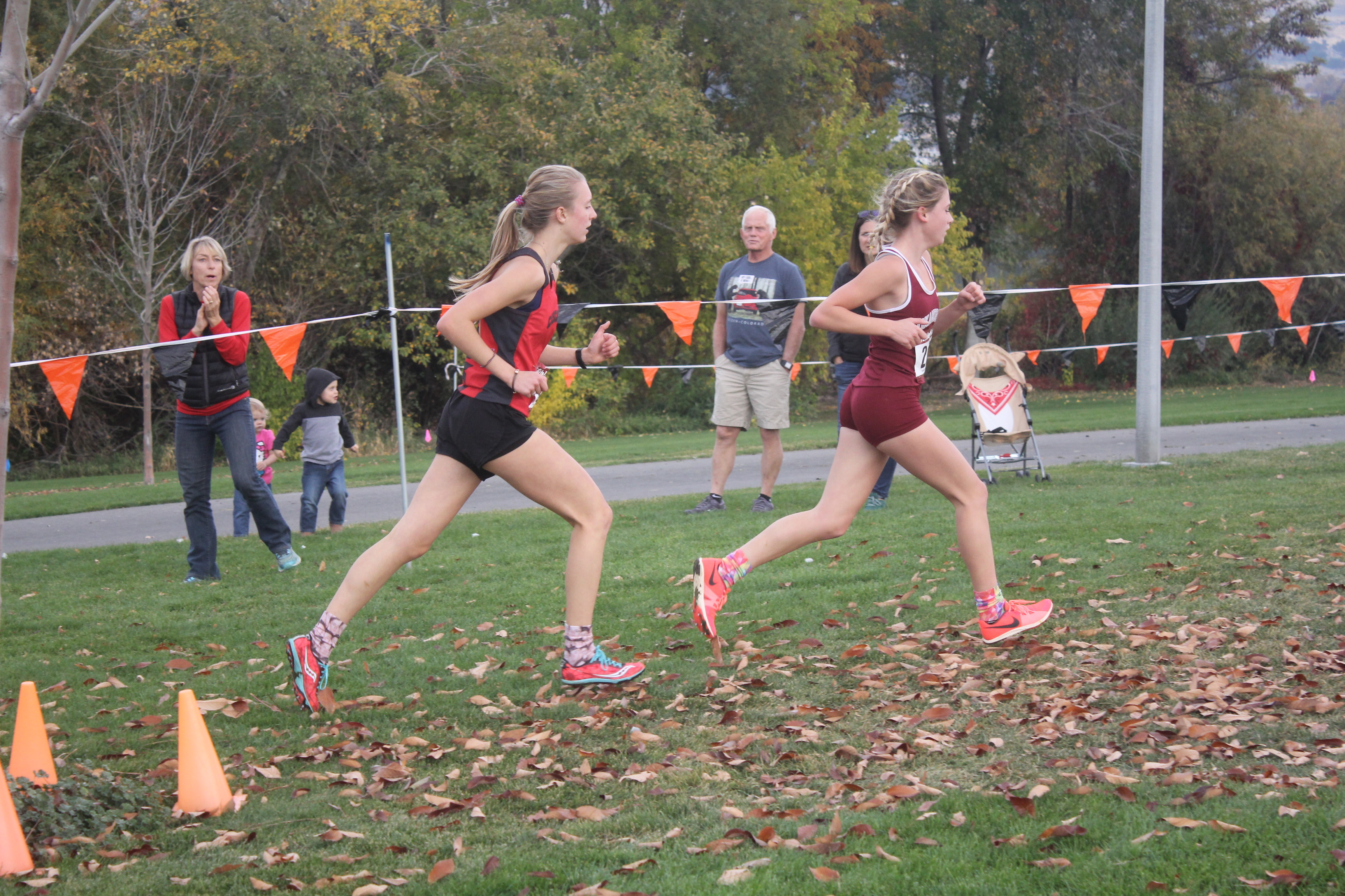 McDevitt closes in on competition.